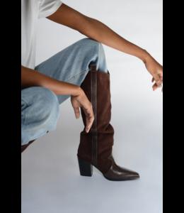 Senso Quivella Calf Suede Boot
