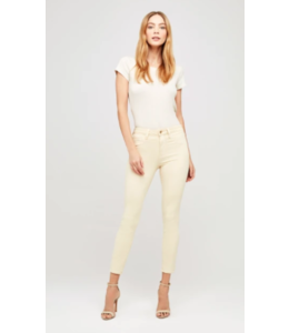 L'AGENCE L'AGENCE Margot High Rise Coconut