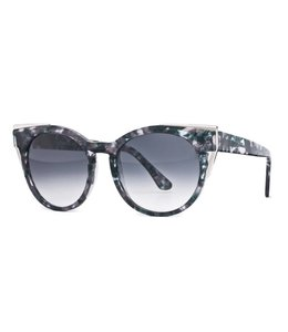 Thierry Lasry Monogamy Silver Vintage Stone