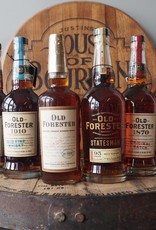 Old Forester Private Tasting Event