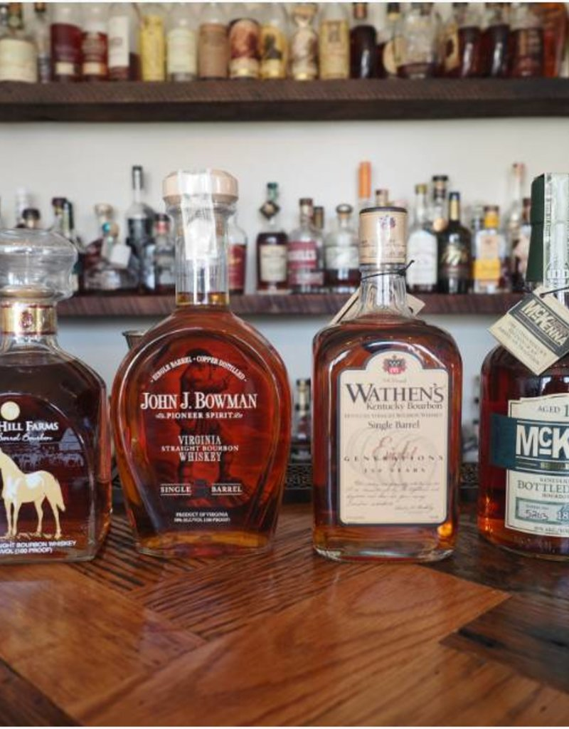 Nov. 15th Single Barrel Tasting