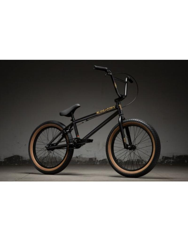 2019 KINK CURB Matte Black & Gold