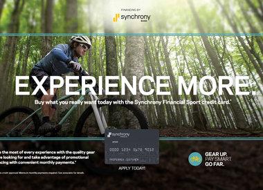 Synchrony Sport Financing
