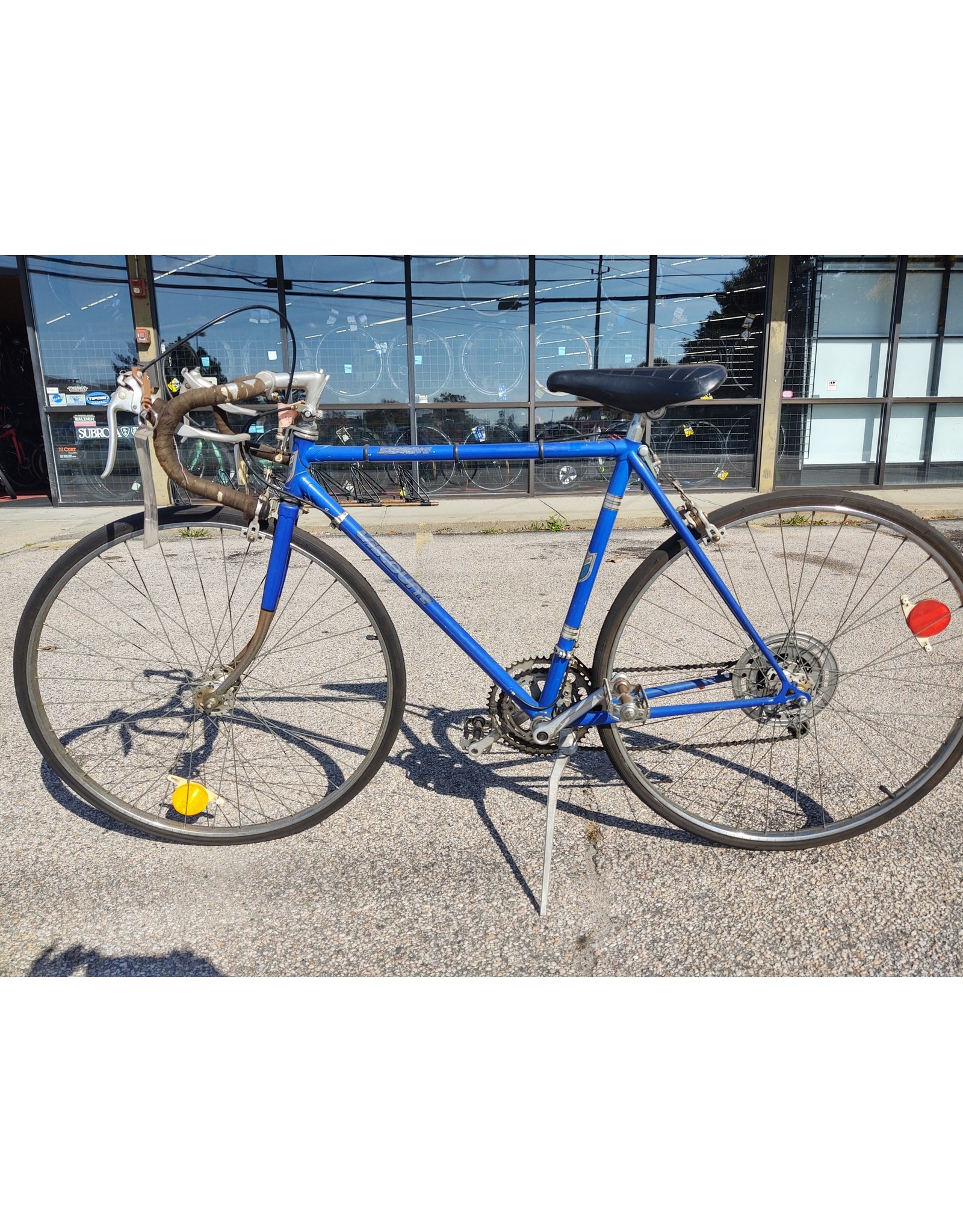 Pre-owned Viscount Sebring Blue 51cm (31 Standover Height)