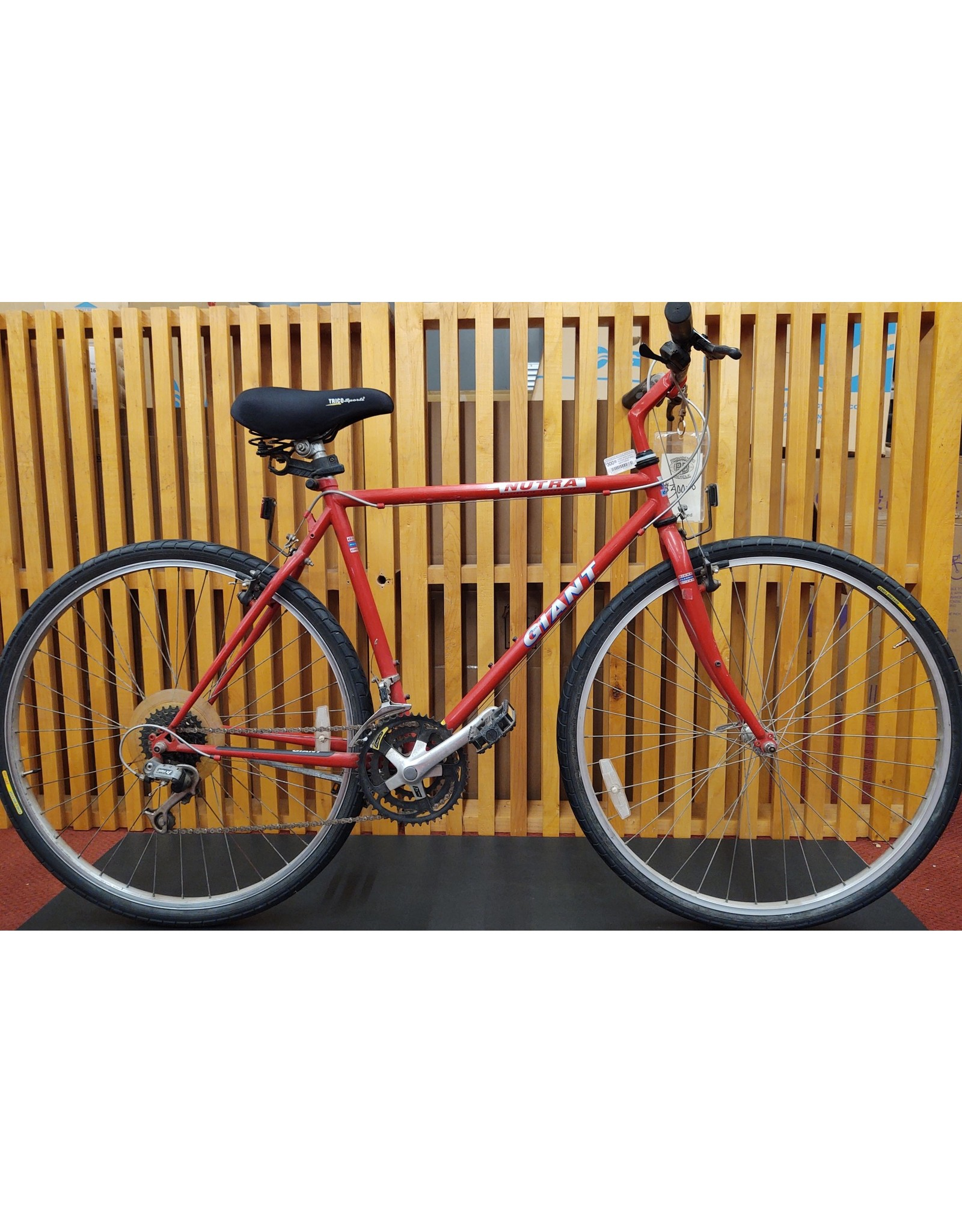 """Giant Pre-Owned Giant Nutra Red 19"""""""