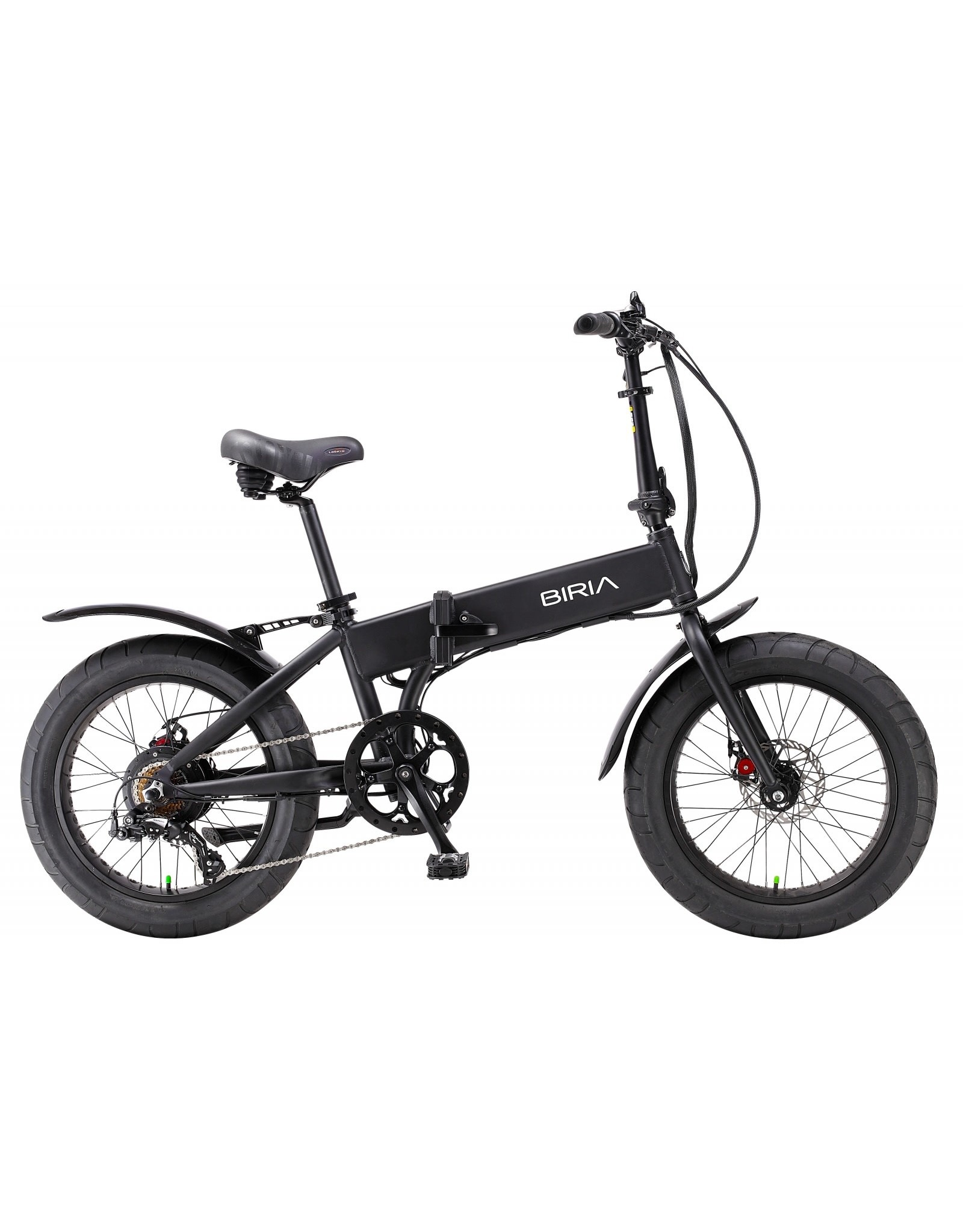 Biria Bicycles Biria Electric Folding S2