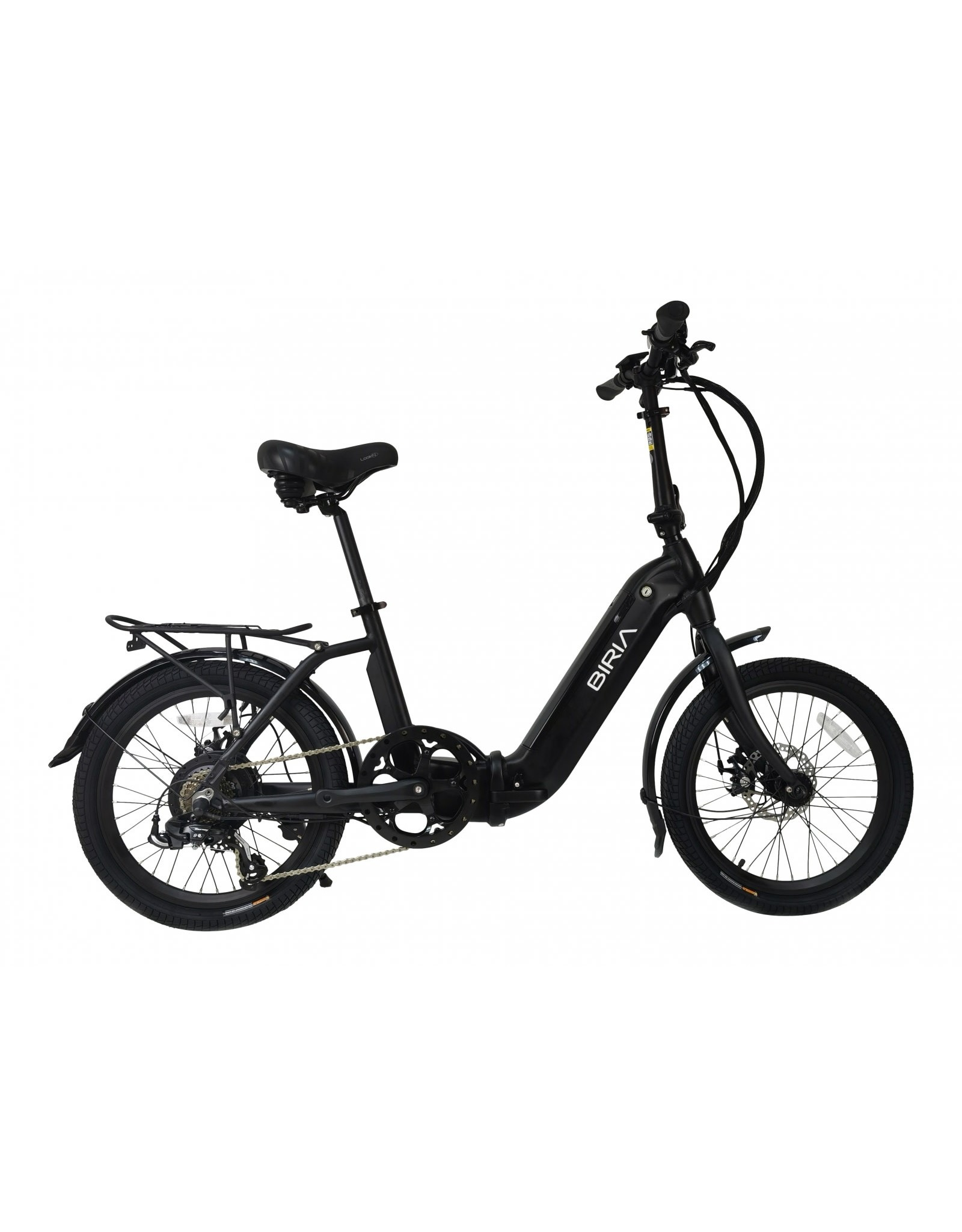 Biria Bicycles Biria Electric Step-Through Folding
