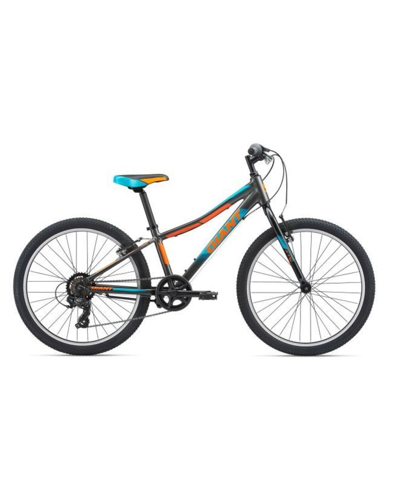 Giant BIKE GIANT XTC JR 24 LITE GRY/ORG 0R
