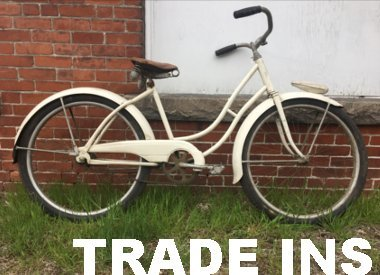 TRADE IN YOUR BIKE