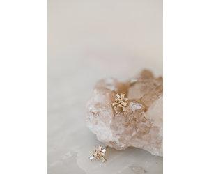 7e1a75d10 Baguette & Round Cluster Diamond Studs 14kyg - Sarah O.