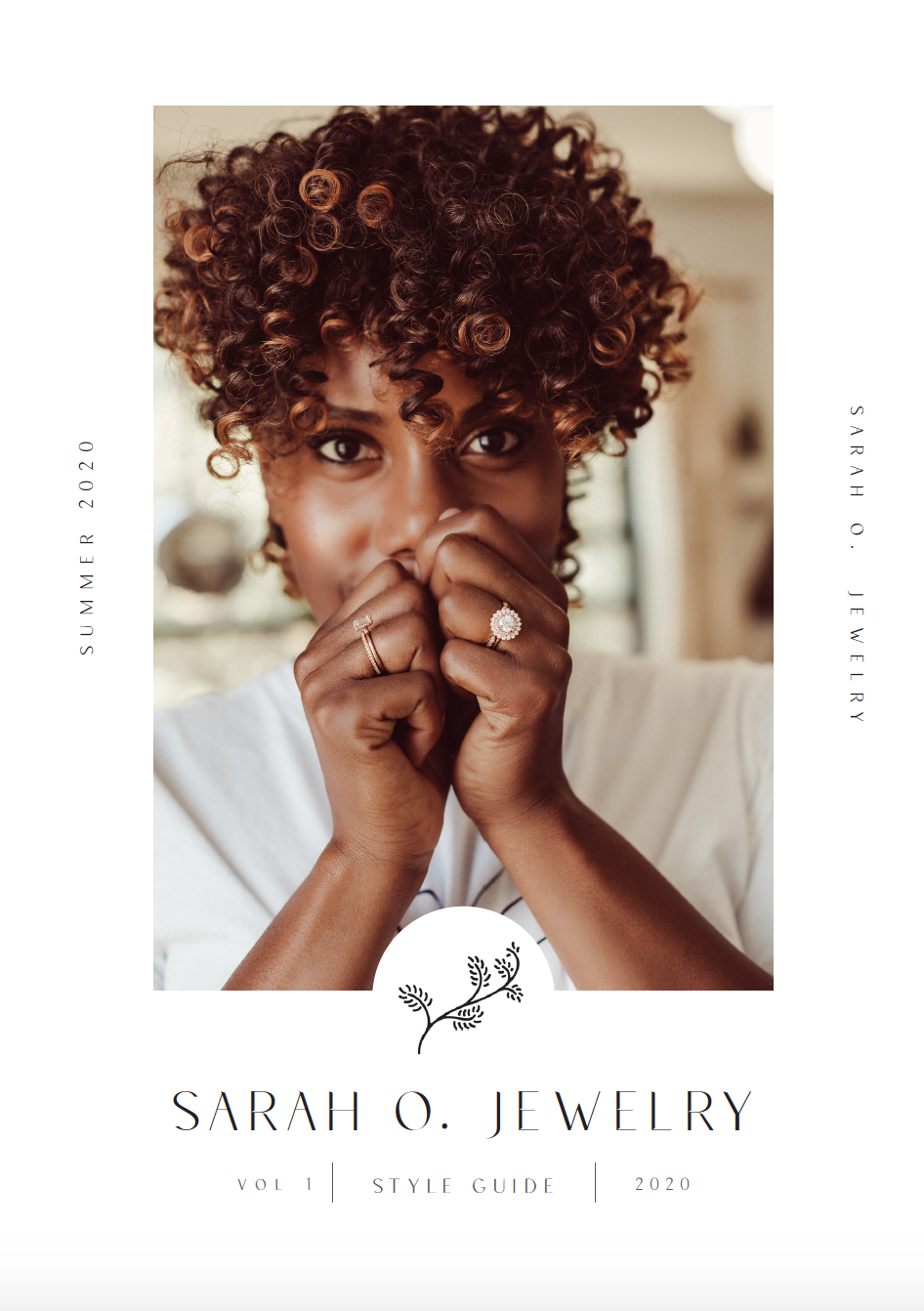 Sarah O. Jewelry Style Guide