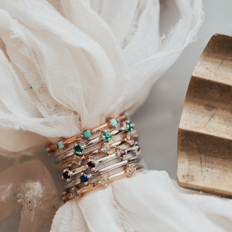 Bands & Stacker Rings