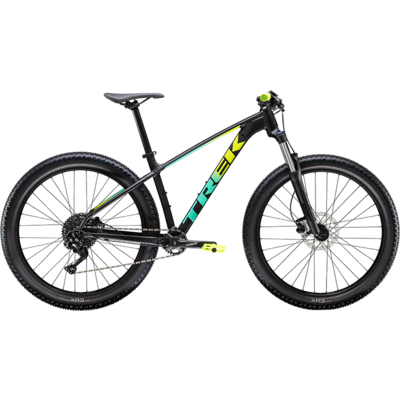 Trek Roscoe 6 ML Matte Black/Volt Miami Fade