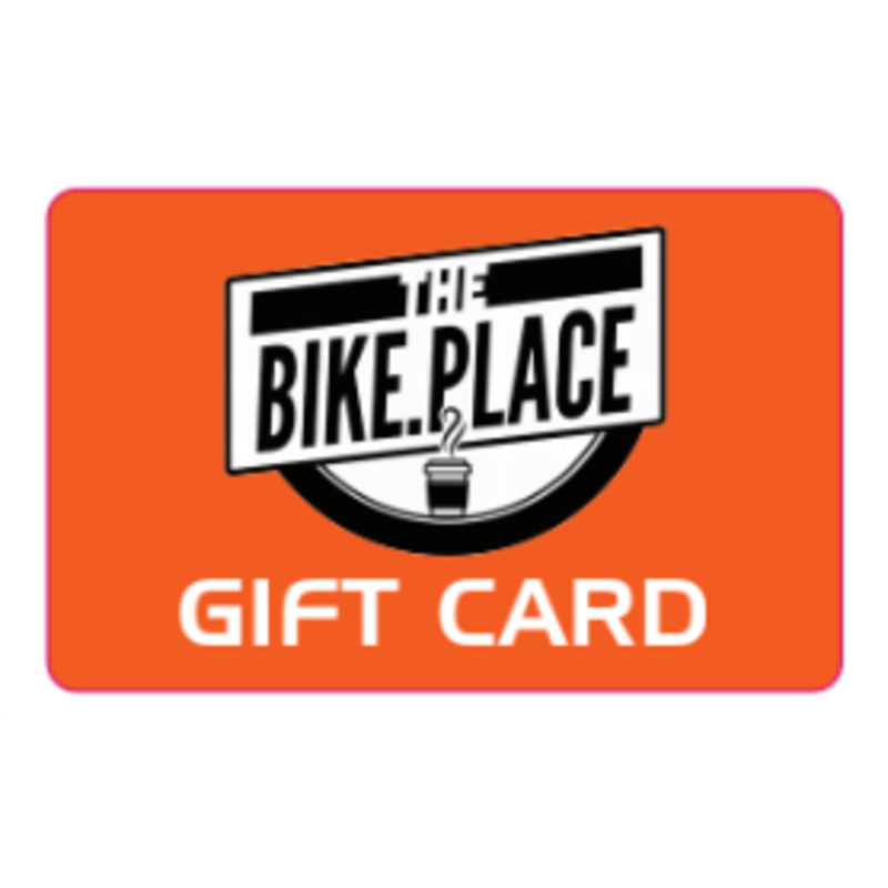 Bike Place Giftcard $100 Online Purchase for instore use