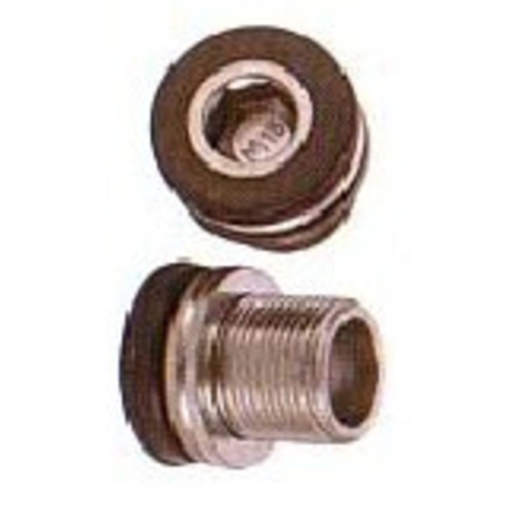 BOLT - For ISIS BB Axle, M12 x 13mm (Bag of 2)