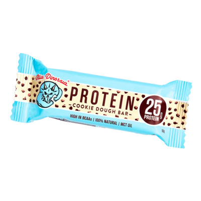BLUE DINOSAUR BLUE DINO PROTEIN BAR COOKIE DOUGH 60G