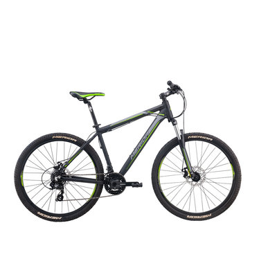 Merida 20 BIG SEVEN 10 MD - BLACK (SILVER/GREEN)