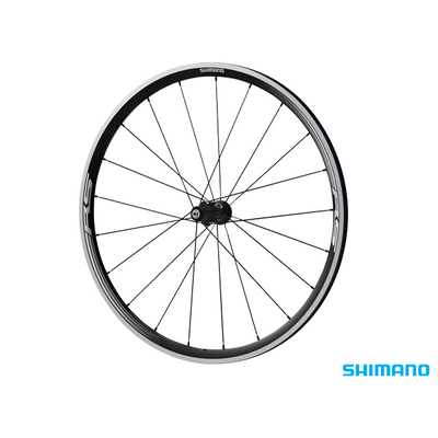 Shimano WH-RS330 REAR WHEEL 700C BLACK CLINCHER