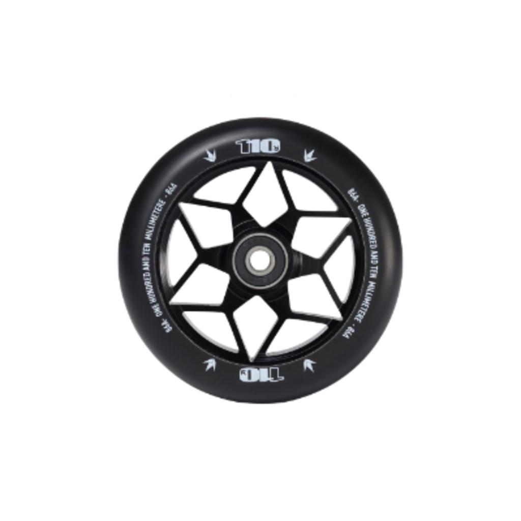 ENVY ENVY 110mm Wheel Diamond Black