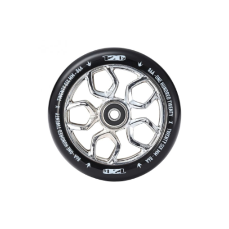 ENVY ENVY 120mm Wheel Lambo Chrome