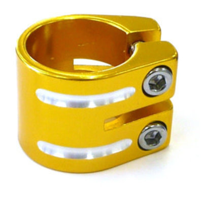 Defiant S/clamp 31.8mm GOLD