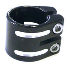 Defiant S/clamp 34.9mm BLACK
