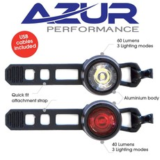 AZUR AZUR CYCLOPS 2 USB LIGHT SET
