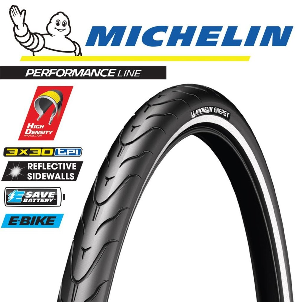 MICHELIN Energy - 700x35C - Wire