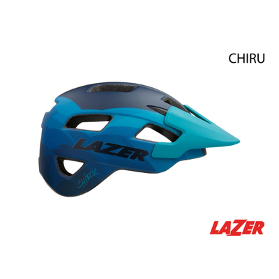 Lazer HELMET LAZER - CHIRU MATTE BLUE STEEL SMALL