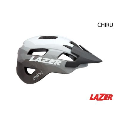 Lazer HELMET LAZER - CHIRU MATTE WHITE MEDIUM
