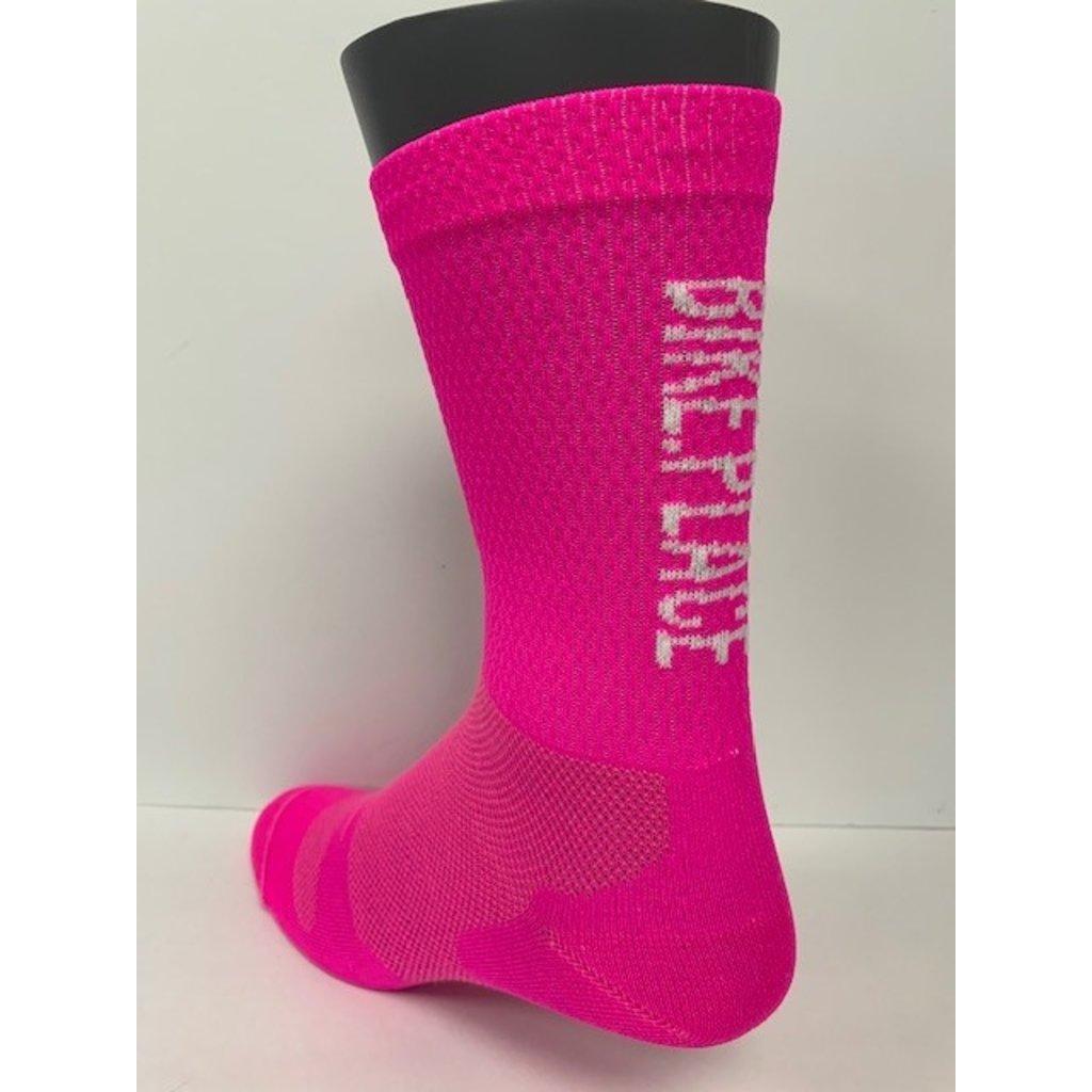 Bike Place Socks Pink S