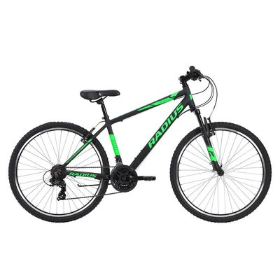 Apollo Targa 20 Matte Black/Neon Green 14.5