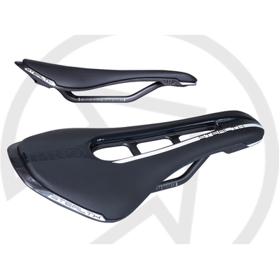 Pro PRO SADDLE - STEALTH CARBON BLACK 152mm