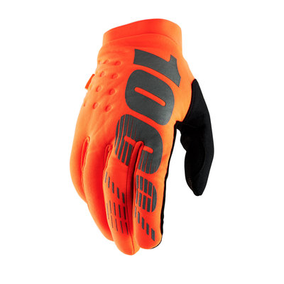 BRISKER YOUTH Glove ORANGE L