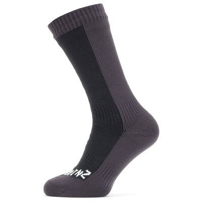 SEALSKINZ WP COLD WEATHER SOCK 20 BLK S