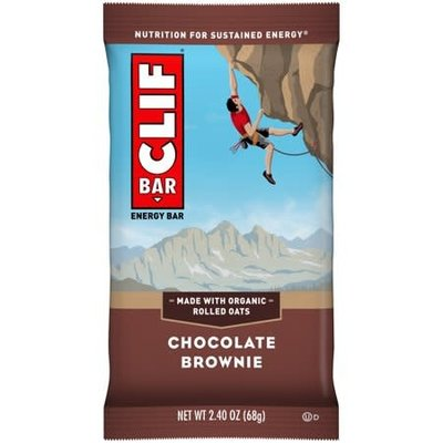 CLIF CLIF BAR CHOCOLATE BROWNIE