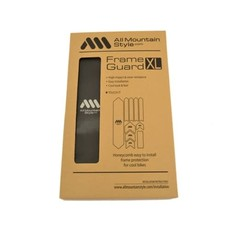 ALL MOUNTAIN STYLE AMS XL EXTRA FRAME PROTECTION WRAP BLACK / SILVER