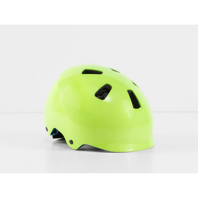 Bontrager Helmet Bontrager Jet WaveCel Youth Vis Green/Royal AS/NZS