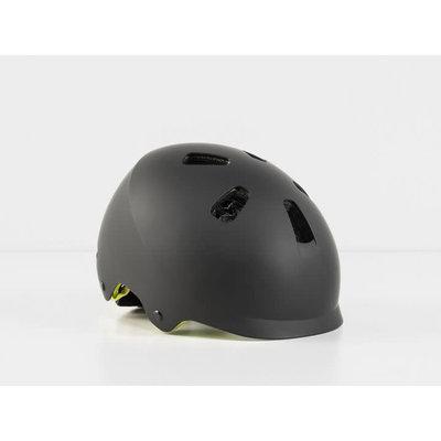 Bontrager Helmet Bontrager Jet WaveCel Youth Black/Volt AS/NZS