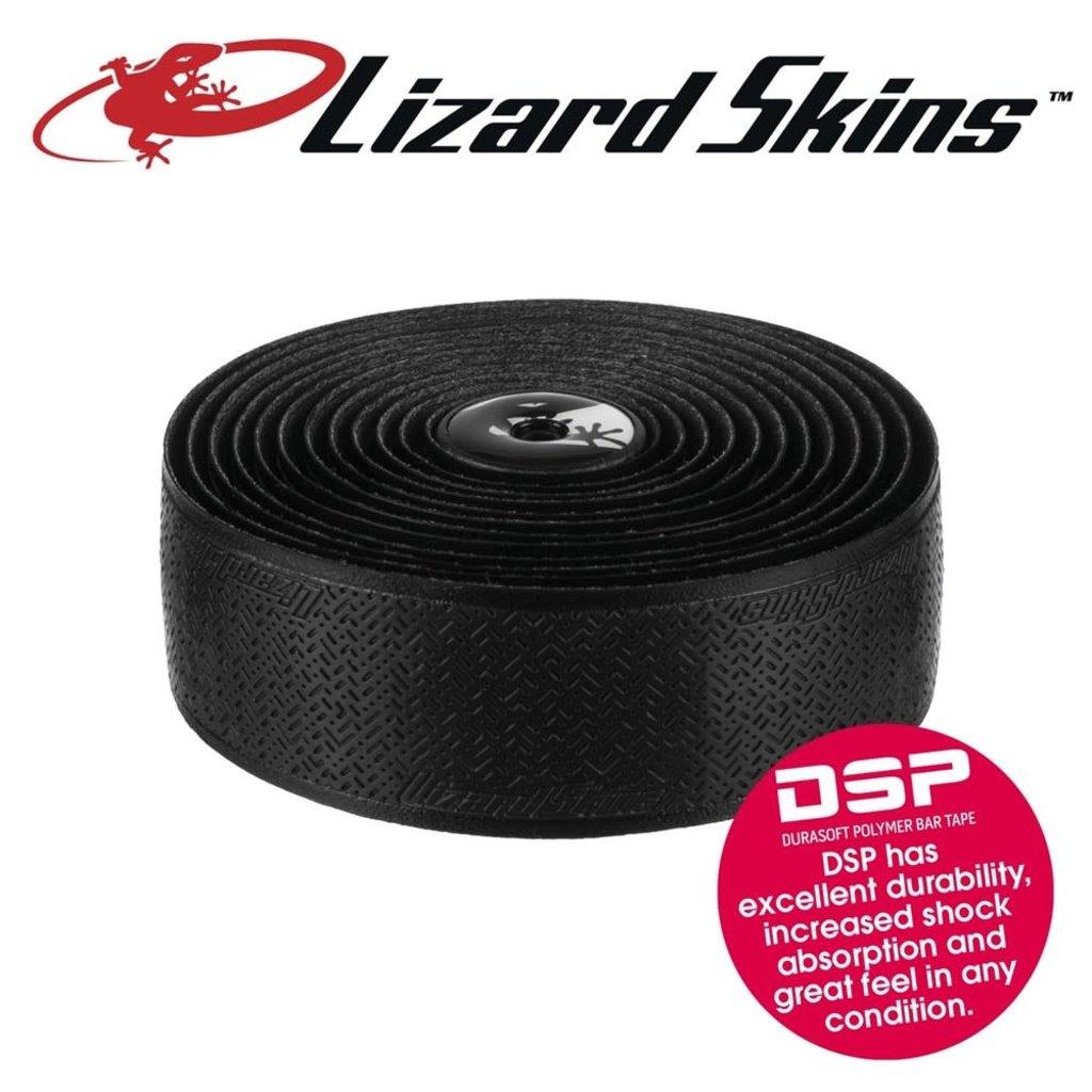 Lizard Skins DSP Bar Tape - 2.5mm Black