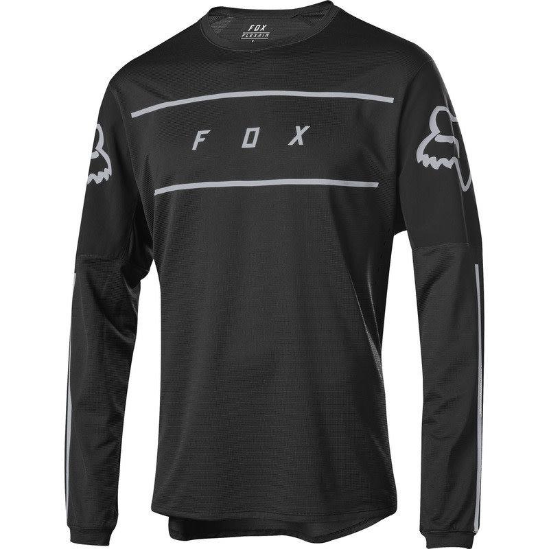 FOX FLEXAIR LS FINE LINE JERSEY Blk /XL