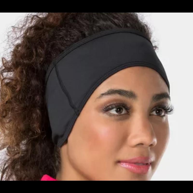 Bontrager Headwear Bontrager Thermal Headband One Size Black