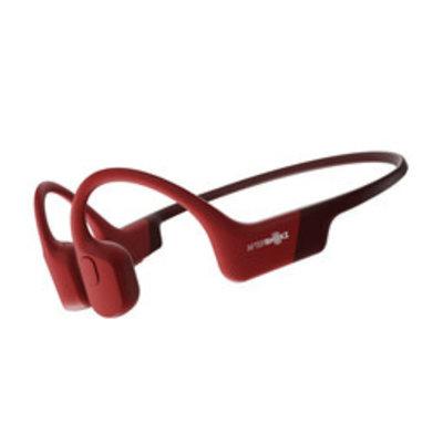 AFTERSHOKZ AFTERSHOKZ AEROPEX Wireless Bluetooth Headphones RED