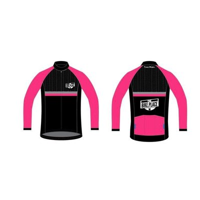 Bike Place BIKE PLACE JACKET PINK L Mens