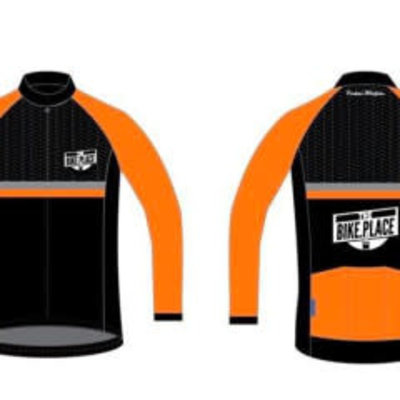 Bike Place BIKE PLACE JACKET ORANGE L Ladies