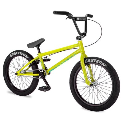 EASTERN JAVELIN BMX YELLOW