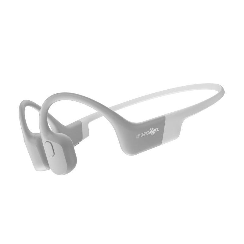 AFTERSHOKZ AFTERSHOKZ AEROPEX Wireless Bluetooth Headphones LUNAR GRAY