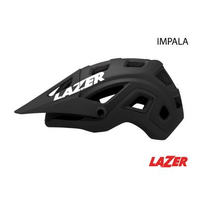 Lazer HELMET LAZER - IMPALA BLK M