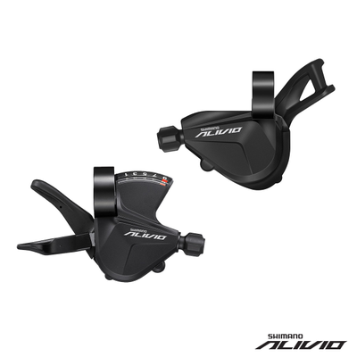 Shimano SL-M3100 SHIFT LEVER SET ALIVIO 2x9-SPEED