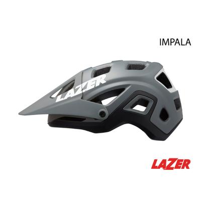 Lazer HELMET LAZER - IMPALA GRAY M